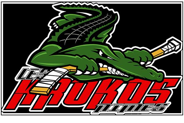 Logo roller hockey nîmois