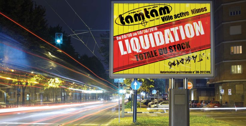 Campagne 4x3 liquidation tamtamshop.com